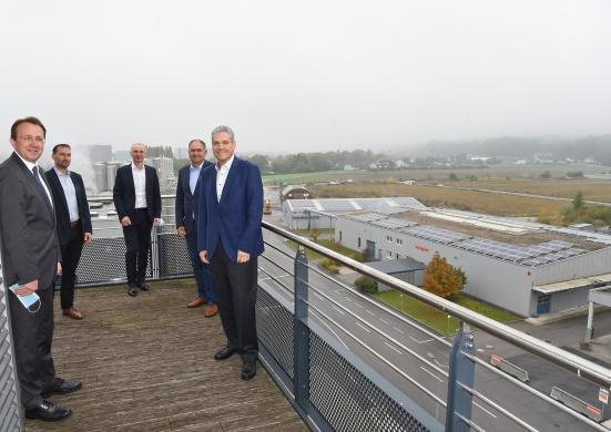 Photovoltaik-Anlage reduziert ökologischen Fußabdruck