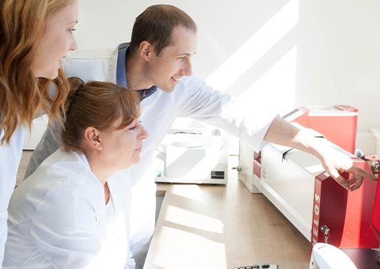 Zur Verstärkung unseres Teams im Bereich Forschung & Entwicklung suchen wir zum baldigen Eintritt eine/n